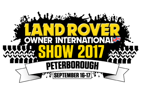 Land Rover Owner International Show