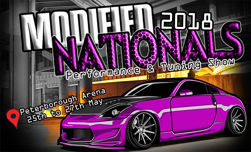 Modified Nationals At The East Of England Showground Peterborough