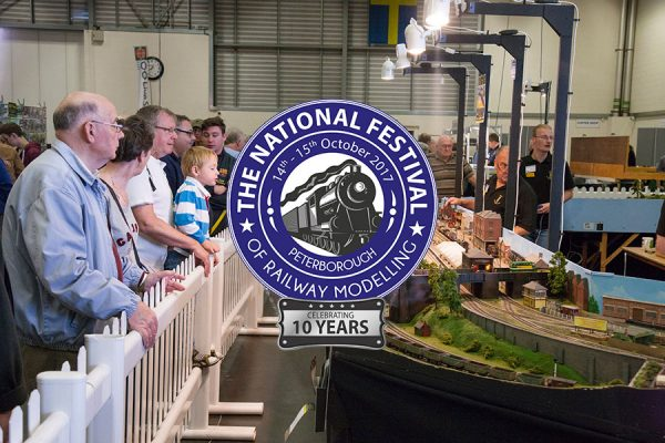The National Festival of Railway Modelling Celebrating 10 years