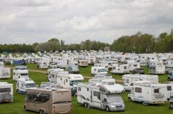 The National Motorhome & Campervan Show At The East Of England Showground Peterborough