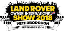 Land Rover Owner International At East Of England Showground, Peterborough