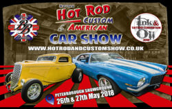 Hot Rod Show at East of England Arena Peterborough