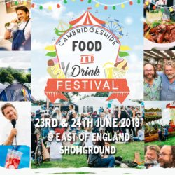 Cambs food and drink festival