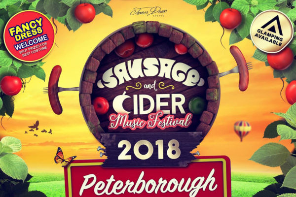 Sausage & Cider Festival At The East Of England Showground Arena, Peterborough