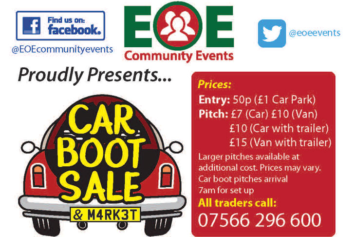 East of England Arena and Events Centre Car Boot